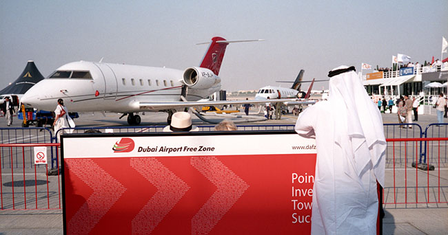 air freight to Dubai