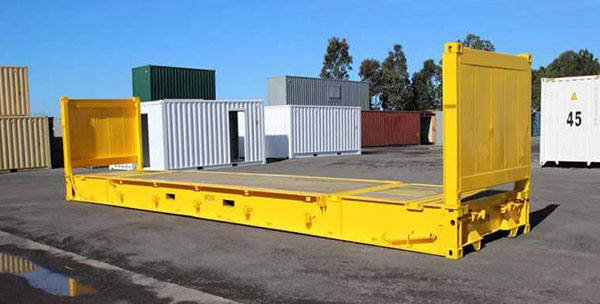 Uk Sea Freight Company Commercial 20 40f Container